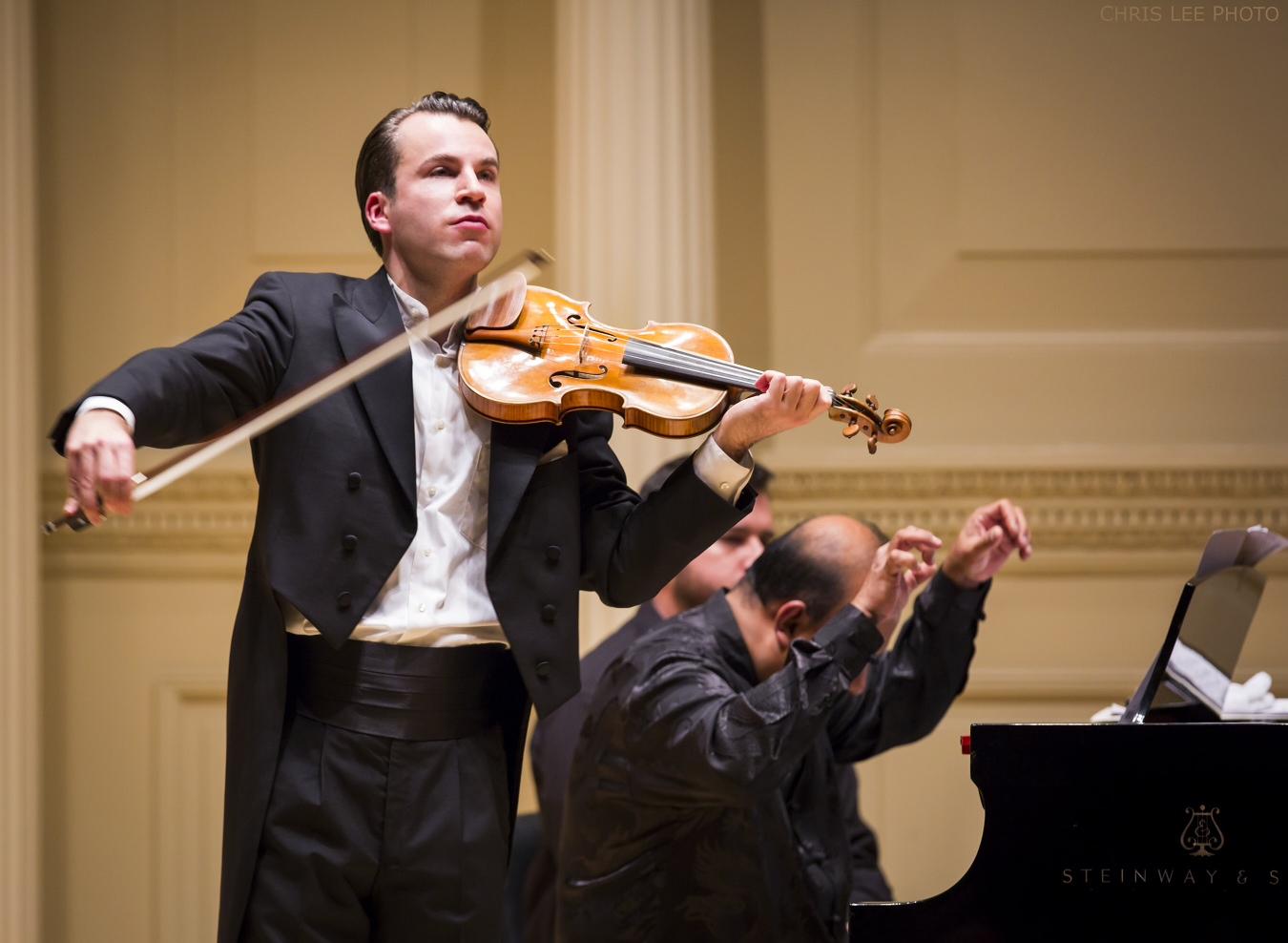 Daniel Rohn Kreisler Story Carnegie Hall
